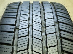 Michelin X Lt A s 265 70r16 112t Used Tire 11 12 32 10124