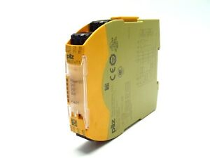 Pilz Pnoz S7 1 24vdc 3n o Safety Block Expansion Module 750167