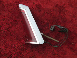 1962 Cadillac Tail Light Lens Assembly And Housing