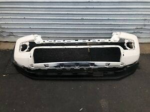 2016 2017 2018 Toyota Tacoma Front Bumper With Lower Lip
