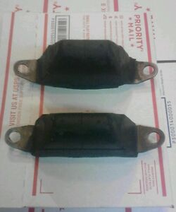 1968 69 Amx Javelin Axle Housing Rubber Bumpers
