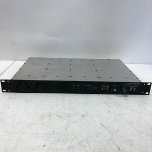 Kenwood Tkr 740 Vhf Fm Repeater Tested And Working Rack Mountable