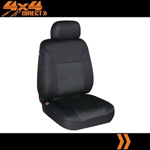 Single Patterned Jacquard Seat Cover For Porsche 944