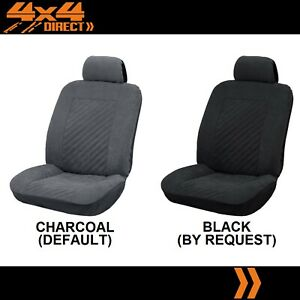 Single Embossed Microfibre Seat Cover For Ac Cobra Mk Iv