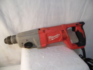 Milwaukee 1 Sds Plus Rotary Hammer Drill 5262 21 8 Amp Demo Construction Tool
