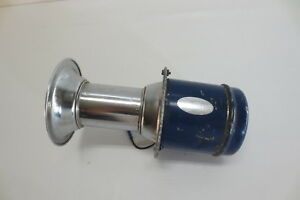 Vintage Ah ooo gah Ahoogah Horn Chrome 12 Volt Hutchins Ford Model A T Rat Rod