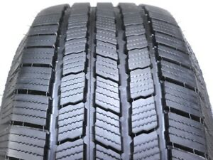 2 Michelin X Lt A s 255 70r16 111t Used Tire 10 11 32 402987