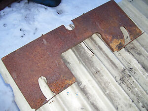 Vintage Ford 1520 Diesel Tractor Step Support Panel