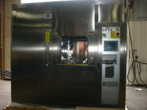 Saturated Steam Autoclave sterilizer By Icos