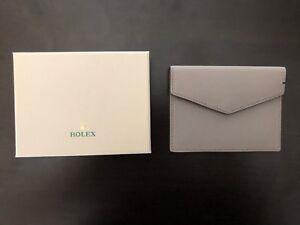 Rolex Business Card Holder Limited Production Brand New