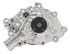 88414 Edelbrock Water Pump High Performance Fits Ford 1965 68 289 Ci 1968 69 302