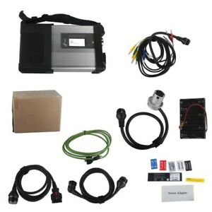Mb Sd Connect Compact 5 Star Diagnostic Tool For Cars And Trucks V2019 3 Hdd