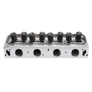 60665 Edelbrock Cylinder Head Bb Fits Ford Performer 460 95cc For Hydraulic