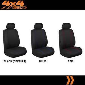 Single Piped Knitted Jacquard Seat Cover For Pontiac Fiero