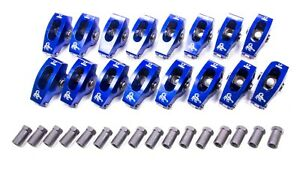 Scorpion Performance 1016 Bbc Roller Rocker Arms 1 8 Ratio 7 16 Stud