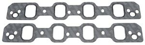 7265 Edelbrock Ford 351 Cleveland Intake Gasket For Perf Rpm Heads