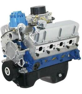Blueprint Engines Bp3060ctc Crate Engine Sbf 306 390hp Dressed Model