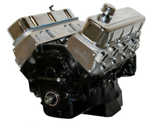Blueprint Engines Bp4962ct Crate Engine Bbc 496 575hp Base Model