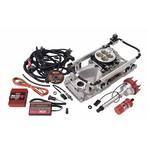 Edelbrock 35520 Fuel Injection System Bbc R P 4150