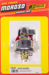 Moroso 74101 Hd Battery Disconnect Switch
