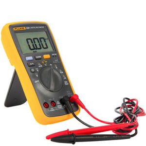 1pc Fluke F101 15b Portable Handheld Digital Multimeter Tester Smaller Version