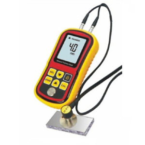 New 1pc Gm100 Digital Ultrasonic Wall Steel Metal Thickness Gauge Meter Tester
