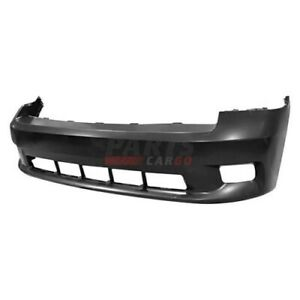 New Front Bumper Cover Primed Fits 2009 2010 Dodge Ram 1500 1js52tzzaa