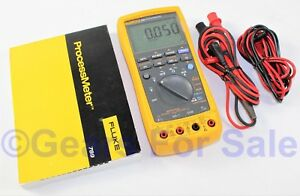 Fluke 789 Process Meter W Leads Excellent Condition