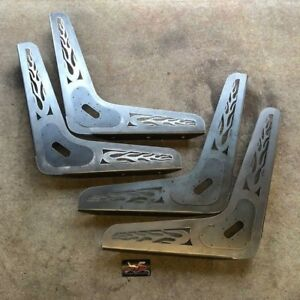 Diy Bomber Seat Frames Only With Flame Cutouts Two Sets For Two Seats