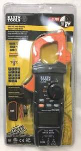 Klein Tools Cl700 Digital Clamp Meter Ac Auto ranging 600a Trms True Rms Loz
