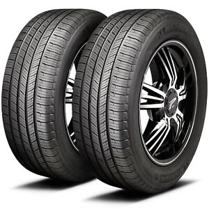 2 New Michelin Defender 215 60r16 95t As All Season A S Tires