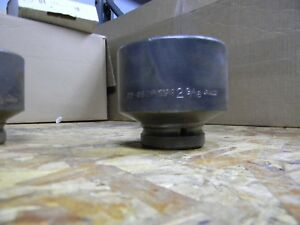 Armstrong 22 082 1 Drive 6 Point Impact Socket 2 9 16 Usa
