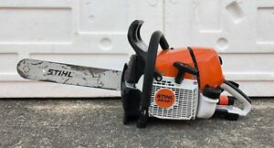 Stihl Gs461 Rock Boss Concrete Chain Saw great Shape Ms461 Ts420 Ts440 Ts500i