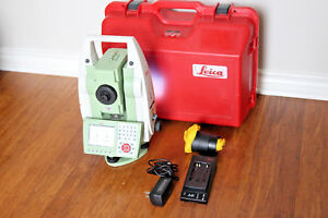 Leica Ts11 3 R30 Reflectorless Survey Total Station