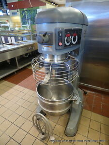 Hobart Legacy Dough Mixer 60 Quart With Bowl Paddle Hook Model Hl600