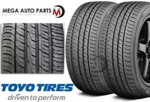 2 New Toyo Proxes 4 Plus 225 50r17 98w Ultra High Performance All Season Tires