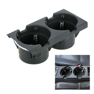 Front Console Dual Drink Cup Holder For Bmw E46 3 Series M3 Oem 51168217953 W8y6