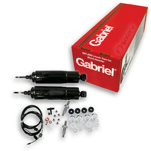 Gabriel Rear Air Adjustable Shock Absorber For 1981 2002 Lincoln Town Car We