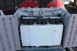 Teledyne Isco Model 3710 Portable Automatic Water Sampler Lot Of 3