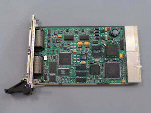 National Instruments Pxi 7350 Motion Controller Card 2 axis Stepper