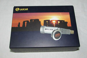 Lascar El usb tp lcd Temperature Probe Usb Data Logger With Lcd Display New