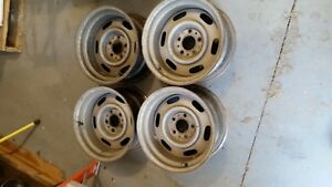 1978 Plymouth Volare Dodge Aspen Super Coupes Kit Cars Set Of 4 15 X 8 Wheels