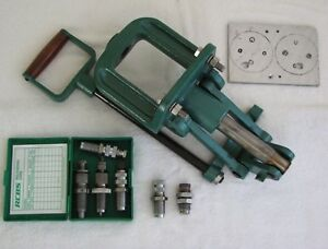 RCBS A4 BIG MAX Reloading Press With Extras