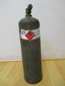 Acetylene Welding Gas Cylinder Tank 10cf 10 Ft Used