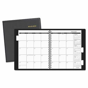 At a glance Refillable Multi year Monthly Planner 9 X 11 White 2018 2020