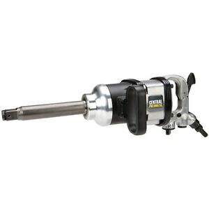 1 inch Industrial Pinless Hammer Impact Wrench 2000 Ft Lbs Torque With 8 Anvil