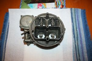 Ford 390 Holley Carb Main Body 600cfm 4 Speed Comet Mustang Cougar Gta Gt 1967