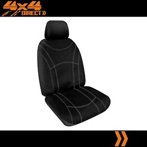 Single Premium Weatherproof Neoprene Seat Cover For Pontiac Fiero