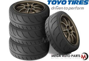 4 New Toyo Proxes R888r 235 45zr17 94w Tires