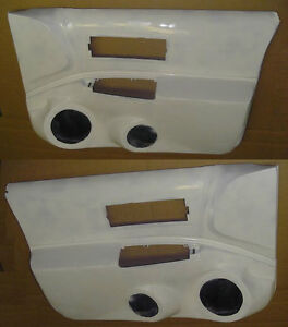 Chevy Caprice Impala Ss Front Door Panels Custom New